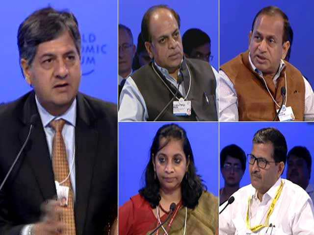 Video : India Economic Summit: Re-Engineering Bureaucracy