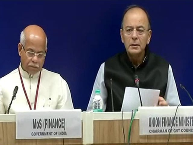 Video : GST's First major reform