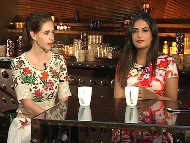Inside Kalki Koechlin And Richa Chadha's Road Trip Diaries