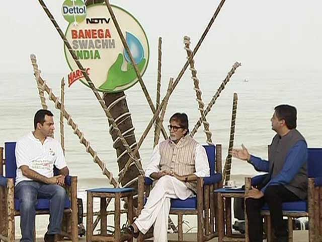 Video : Best Of NDTV- Dettol Banega Swachh India Cleanathon