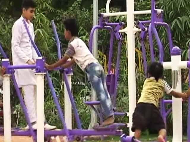Videos : बेहतर इंडिया: मामूली जमीन पर बनाया बेहतरीन पार्क
