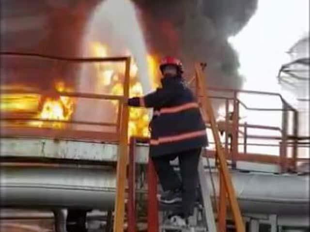 Video : बुचर लैंड में लगी आग पर 48 घंटे में काबू पाया गया