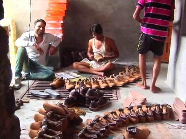 Video : Agra's Leather Industry Hit Hard By GST, Say Traders, Workers