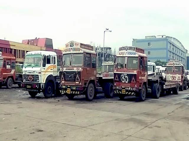 Video : जीएसटी के विरोध में देशभर के ट्रांसपोर्टरों का आज और कल चक्का जाम