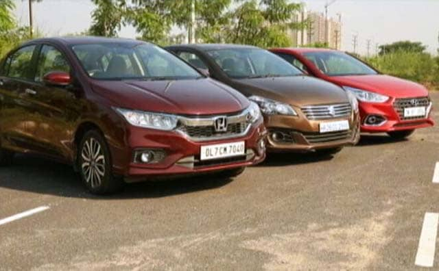 Hyundai Verna Vs Honda City Vs Maruti Suzuki Ciaz, Ducati SuperSport S and Happy Birthday Ferrari!