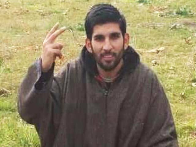 Video : Jaish Terrorist, Said To Be Srinagar Attack Mastermind, Killed In Kashmir