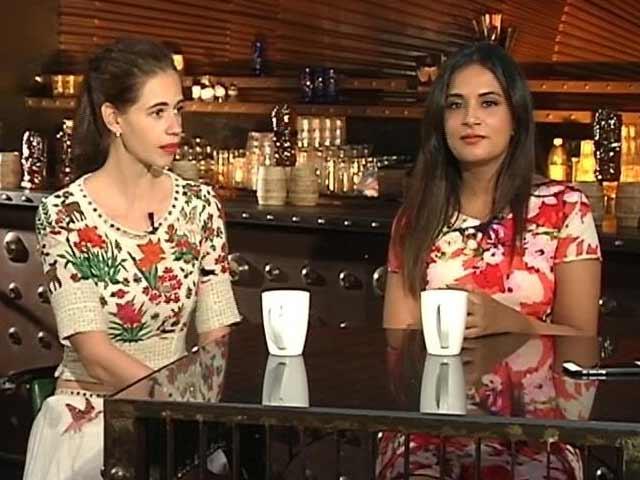 Videos : स्पॉटलाइट:  'जिया और जिया' की अभिनेत्री कल्कि और रिचा से खास मुलाकात