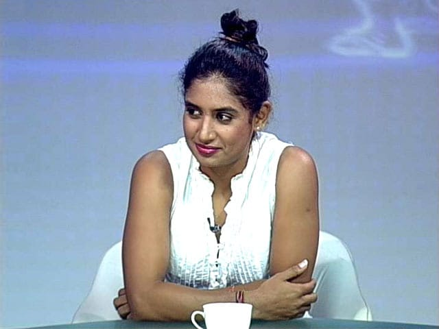 Video : Looking Forward For An Intense Competition Against South Africa: Mithali Raj