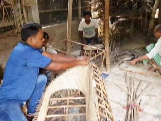 Video : GST Is Damaging Assam's Ailing Handicrafts Industry, Say Artisans