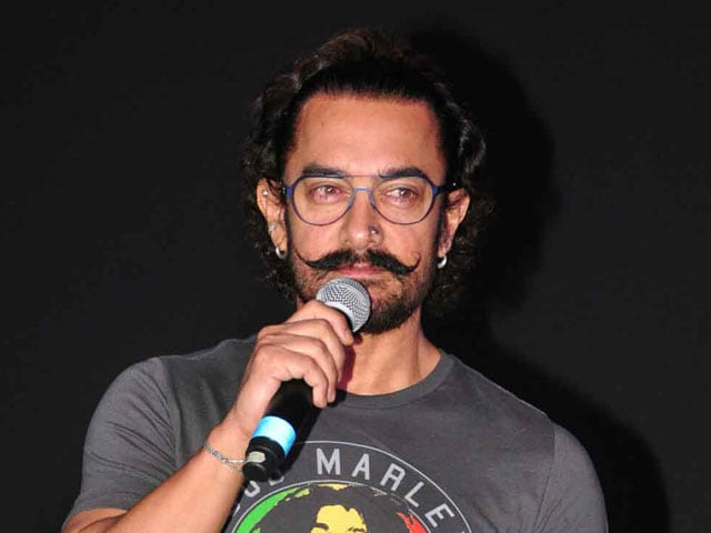 Video : Azad Cries In My Films: Aamir Khan