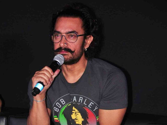Video : Fatima's Is The Central Character In <i>Thugs Of Hindostan</i>: Aamir Khan