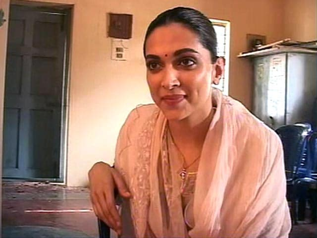 Deepika Padukone Helping Bring Mental Health Care To Villages
