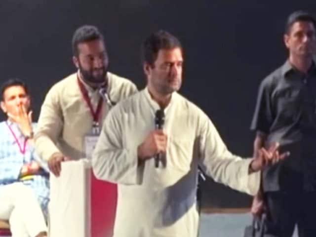 Videos : इंडिया 7 बजे: 2014 की हार के बाद बीजेपी ने मेरी काफी मदद की: राहुल गांधी