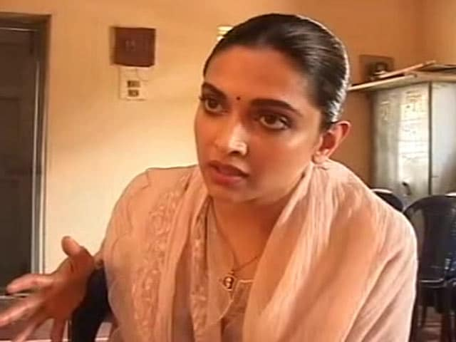 Video : Deepika Padukone On Battle With Depression