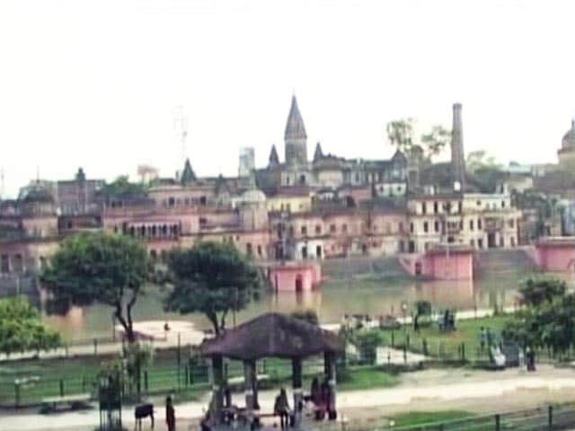 Video : अयोध्या में भगवान राम की 100 मीटर लंबी प्रतिमा की तैयारी