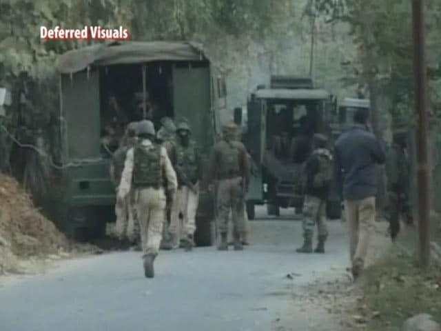 Video : 2 Air Force Commandos Killed During Encounter In Kashmir's Bandipore