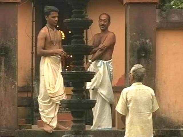 Video : Kerala Opens Temple Doors To Dalit Priests, And Equality