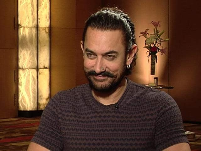 Aamir Khan On Working With Amitabh Bachchan In Thugs Of Hindostan