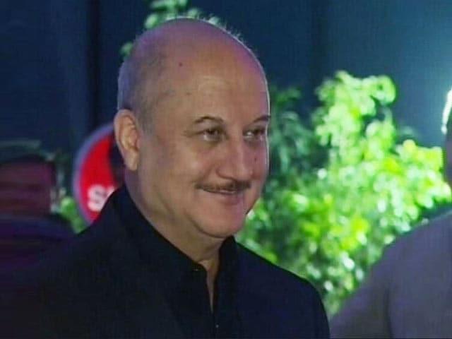Videos : गजेंद्र चौहान की जगह अनुपम खेर को बनाया गया FTII का अध्यक्ष