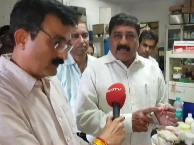 Video : महाराष्ट्र में दिवाली से पहले मिलावटखोरों पर नकेल