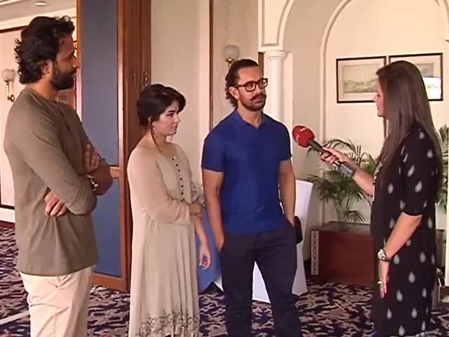 Videos : 'सीक्रेट सुपरस्टार' की टीम से विशेष बातचीत