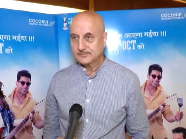 Anupam Kher On Becoming The New Chairman Of FTII