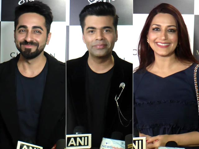 Bollywood Stars Urge Fans To Have A Cracker-Free Diwali
