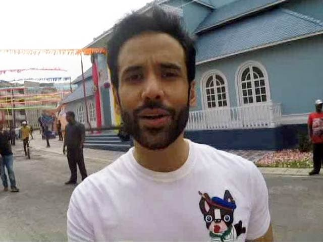 Tusshar Kapoor Breaks His Silence On The Sets Of Golmaal Again
