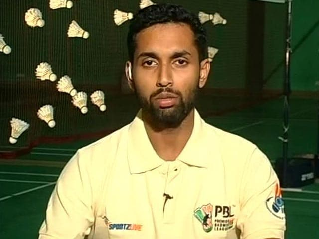 I Am Really Happy That Ahmedabad Has Bought Me This Year: HS Prannoy