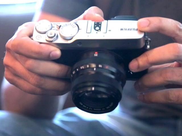 Fujifilm X-E3 Mirrorless Camera First Look