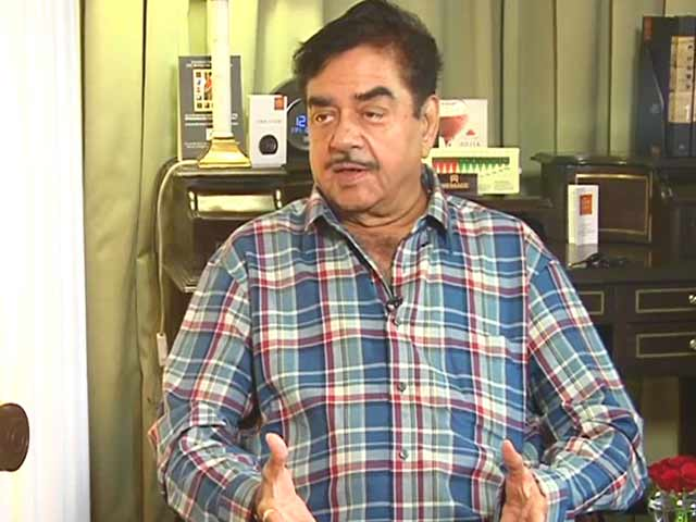 Video : Shatrughan Sinha On His Frequent Run-Ins With BJP Leadership