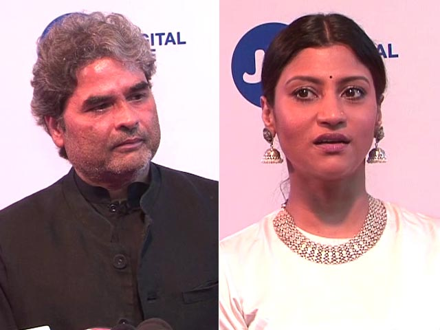 Konkona Sen Sharma & Vishal Bhardwaj On Talwar Case Verdict