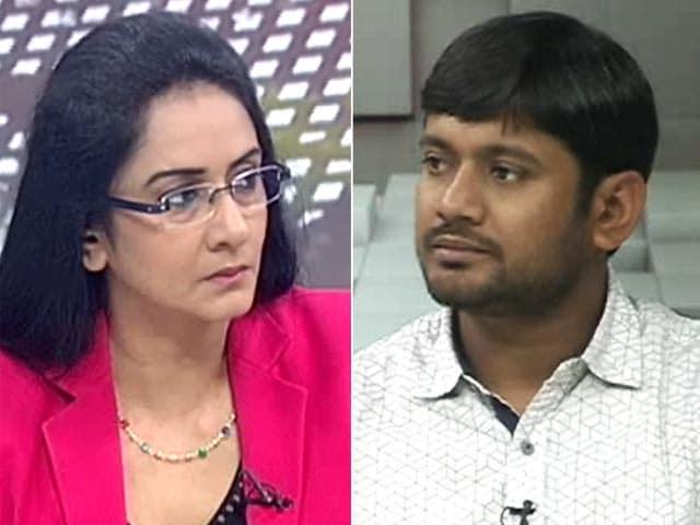Video : इस देश में सच को पूरी तरह दबाया नहीं जा सकता: कन्हैया कुमार