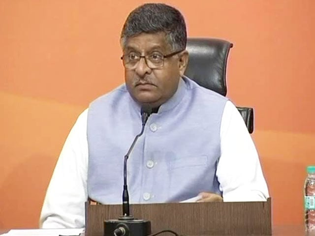 Video : 'Fight Properly': Minister To Congress On Gujarat Poll Dates Row