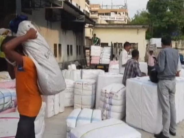 Videos : जीएसटी से सूरत का कपड़ा बाज़ार तार-तार