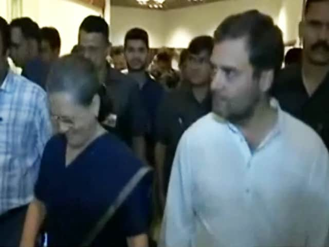 Video : नेशनल रिपोर्टर: राहुल जल्द बनेंगे कांग्रेस के अध्यक्ष- सोनिया गांधी