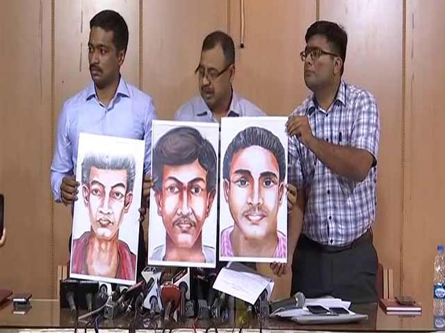 Video : Gauri Lankesh Murder: Probe Team Releases Suspects' Sketches