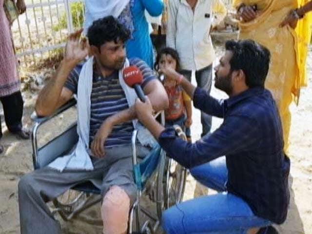 Videos : गौरक्षकों ने फरीदाबाद में पार की गुंडागर्दी की हद!