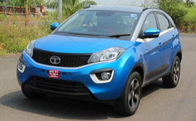 Video : Tata Nexon Vs Maruti Suzuki Vitara Brezza, new Triumph bikes and Ford 1.5 petrol engine