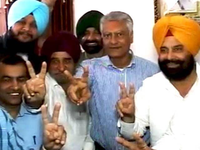 Videos : गुरदासपुर लोकसभा उपचुनाव में कांग्रेस की भारी जीत