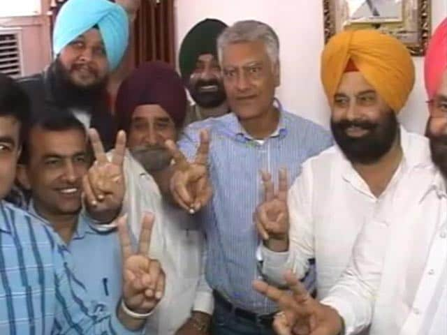 Video : In Punjab Prestige Battle, Congress Wrests Gurdaspur From BJP