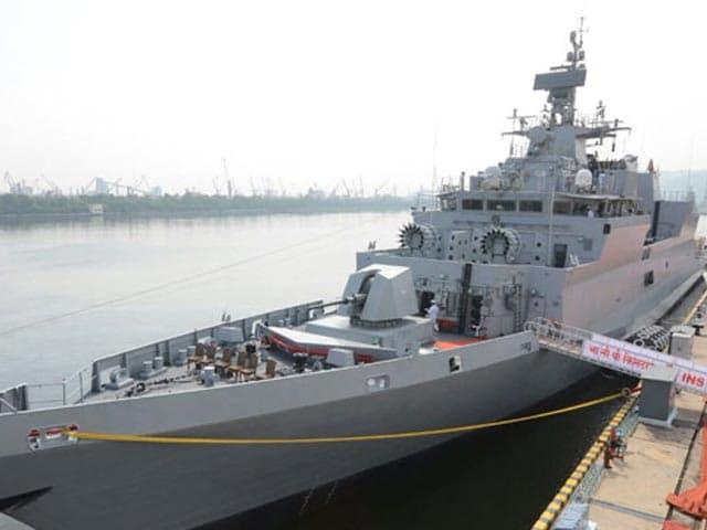 Video : नौसेना में शामिल हुआ आईएनएस किलटान