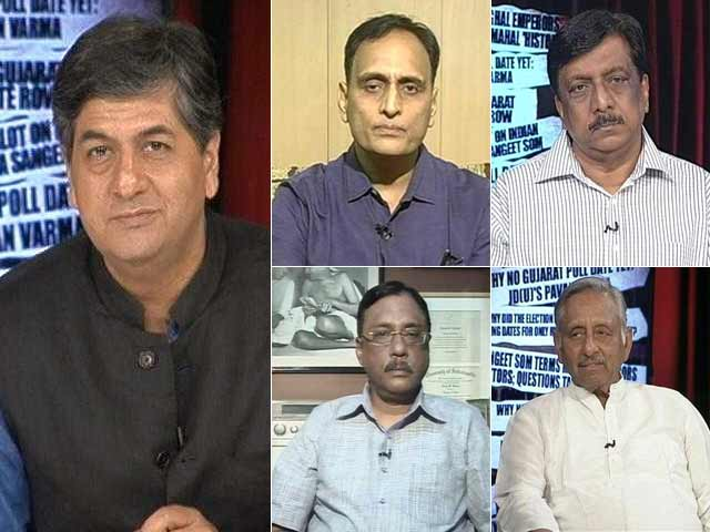 Video : Delay In Gujarat Poll Dates Inexplicable: BJP Ally JDU's Pavan Varma