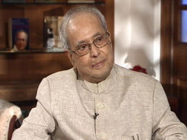 Video : Ex-President Pranab Mukherjee Shares Insights On PM Modi