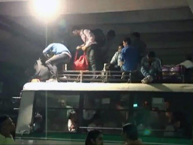 Video : दिल्ली :  आईएसबीटी पर हॉर्न बजाने पर अब लगेगा जुर्माना