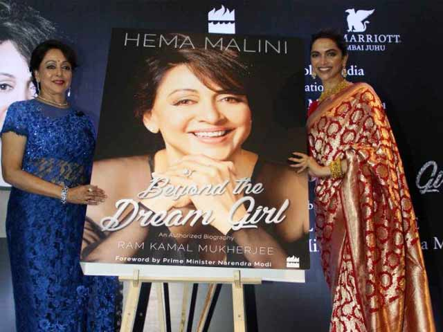 Deepika Padukone Is Today's Dream Girl: Hema Malini