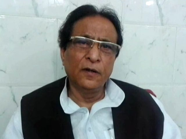 Video : Why Only Taj Mahal, Destroy Rashtrapati Bhavan, Parliament, Says Azam Khan