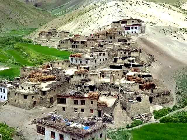 Video : Remotest Village In Ladakh To Get Electricity For The First Time