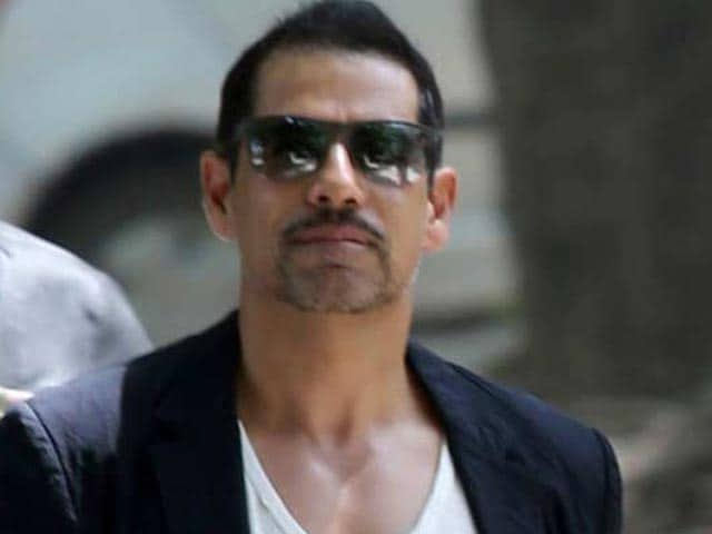 Video : Now, BJP's Fresh Charge Against Robert Vadra