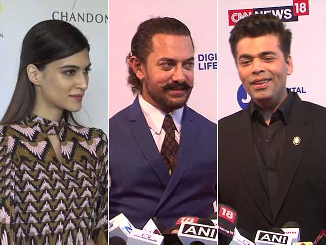 Video : Cracker-Free Diwali Wishes From Karan Johar, Kriti Sanon & Other Stars